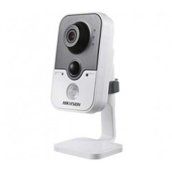 Кубическая IP-камера 2 МП, WI-FI Hikvision DS-2CD2423G0-IW (2,8 мм)