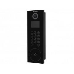 Многоабонентская вызывная IP панель Hikvision DS-KD8103-E6