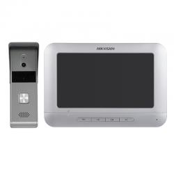 Комплект видеодомофона Hikvision DS-KIS205