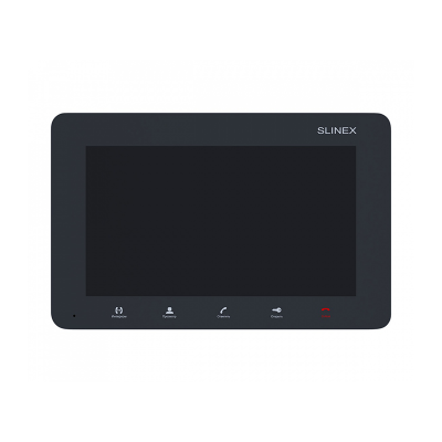"""Видеодомофон Slinex SM-07M 7""""  с функцией памяти"""
